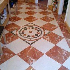 Thomasfarrell tiling Hall Tiles, Tiling, Entrance Hall, Home Decor, Entryway, Decoration Home, Room Decor, Entrance, Mud Rooms