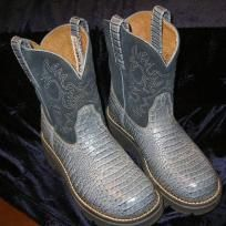 ariat gem baby boots for women | ARIAT FAT BABY BOOTS Western