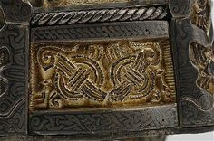 Historiska museet, Inventarienummer10654 bottom half of the beast only? Viking Culture, Old Norse, Ancient Vikings, Iron Age, Anglo Saxon, Viking Jewelry, Medieval Art, Dark Ages, Brooches