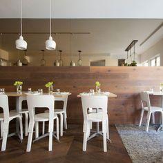 Artek - Projects - Contract Projects - The Toucan & The Lion Restaurant, New York, USA Cafe Restaurant, Restaurant Design, Bar Interior Design, Alvar Aalto, Shop Interiors, Commercial Interiors, Modern Design, Furniture Design, Dining Table