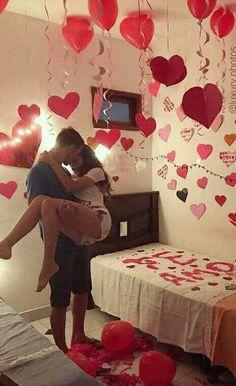 Romantic room, romantic dates, romantic dinners, romantic gifts, romantic. Romantic Room, Romantic Dates, Romantic Dinners, Romantic Gifts, Romantic Couples, Valentine Day Special, Valentines, Simple Room Decoration, Romantic Birthday