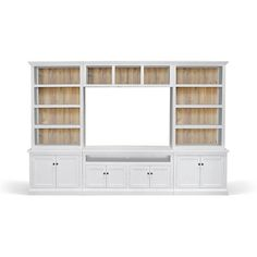 Home theaters wall Centre de divertissement bibliothque meuble TV console image 0 Bookcase Tv Stand, Tv Stand Console, Console Cabinet, Center Console, Bookcase Wall Unit, Bookshelves, Furniture Care, Solid Wood Furniture, Furniture Making