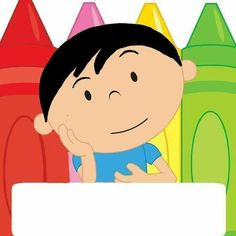 Gadgets niño First Day Of School Activities, 1st Day Of School, Too Cool For School, School Teacher, Crayon Template, Blank Sign, School Labels, School Clipart, Bee Art