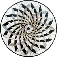 Handmade Medallion - Pinto II