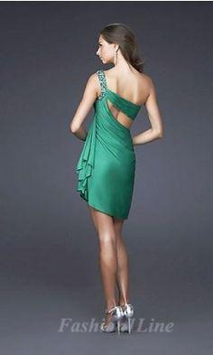 Soft and Elegant Homecoming Dress