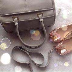 Zara Handbags - HP Zara Bowling Purse on Poshmark
