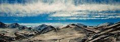 روستای اسپراخون - کوه های سهند - تبریز