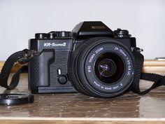 Ricoh Camera Kr-5 Super II