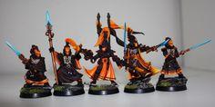 Autarch, Eldar, Farseer, Warhammer 40,000, Warlock