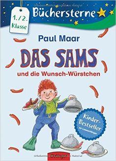 Das Sams und die Wunsch-Würstchen Büchersterne: Amazon.de: Paul Maar: Bücher