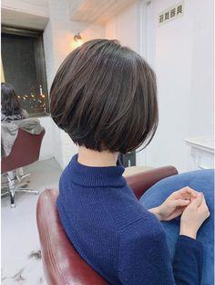 Cute Bob Haircuts, Short Bob Hairstyles, Short Hair Cuts, Short Hair Styles, Hear Style, Corte Bob, Dream Hair, Pixie Haircut, Hair Dos