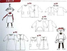 japanese apron pattern book