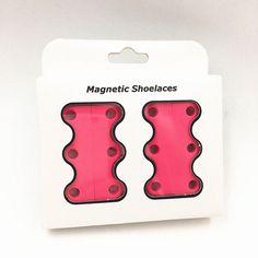 Magnetic Shoe Buckle Sneakers