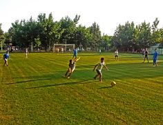 Aθλητικές Δραστηριότητες στην κατασκήνωση Τσαφ Τσουφ Sport activities in Summer Camp Tsaf Tsouf  www.tsaftsouf.gr