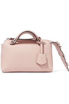 Fendi Shoulder Bag for Women On Sale, Camellia, Leather, 2017, one size