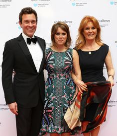 Sarah, Duchess of York (a.k.a. Fergie) Can't Stop Tweeting About Princess Eugenie's Engagement