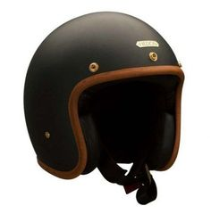 Shop for Hedon Hedonist Helmet - Stable Black. Free UK delivery and returns. Open Face Motorcycle Helmets, Motorcycle Couple, Motorcycle Tips, Open Face Helmets, Retro Motorcycle, Motorcycle Style, Scrambler Motorcycle, Scrambler Custom, Triumph Scrambler