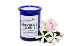 Honeysuckle and Jasmine Apothec Candle