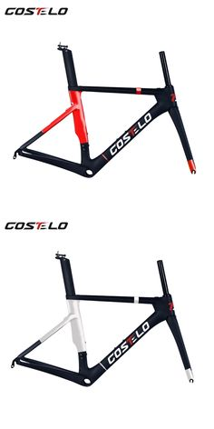 COSTELO NITROGEN carbon road bike frame,fork headset clamp, seatpost Carbon Road bicycle Frame BB86 free shipping