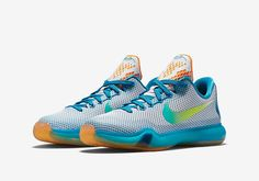 new styles 4bf60 20b8a Nike Kobe 10 GS High Dive Nike Tennis, Nike Basketball, Kobe schuhe