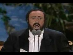 Luciano Pavarotti - Ave Maria - Pavarotti's voice is simply beautiful - Enjoy!!