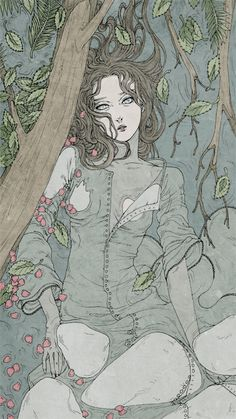 ophelia by sorskc