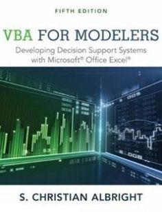 Video dvd for shellyvermaats microsoft office 2010 introductory vba for modelers developing decision support systems with microsoft office excel free download by s fandeluxe Gallery
