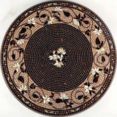 KNF Torino Mosaic Table