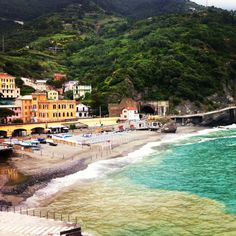Monterosso, Cinque Terre, Italy #destinations   Swimspot.com