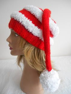 Christmas Hat, Adult Christmas Hats,Caps,Knitted Hats,Christmas,Christmas Knit Hat,Christmas Gifts,Cheese Quest Hat,Red Hat,Christmas Outfit