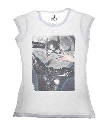 T-shirt Batgirl Out
