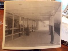 ORIG 1903 PLATINUM PHOTO Broadway Subway Construction NYC New York City