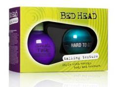 Bed Head Talking Texture Gift Set