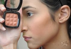 NYX Powder Blush in Terra Cotta - (Dupe for MAC Gingerly). This blush is GORGEOUS