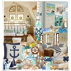 Dorm Room Picture Ideas Cute Anchor Nautical Love