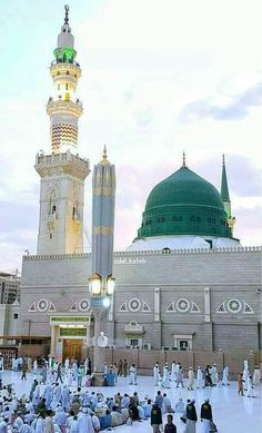 Al-Masjid an-Nabawi, Medina - TripAdvisor Al Masjid An Nabawi, Masjid Al Haram, Islamic Images, Islamic Pictures, Islamic Art, Islamic Posters, Islamic Quotes, Mecca Madinah, Mecca Masjid