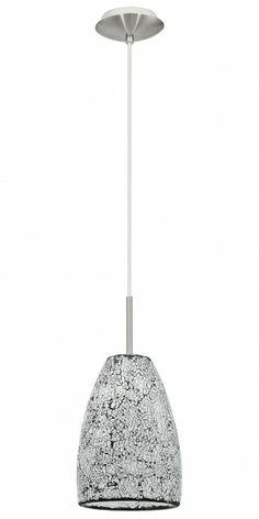 Lustre MEDEA marca Eglo Modern Design, Chandelier, Ceiling Lights, Lighting, Pendant, Home Decor, Candelabra, Decoration Home, Light Fixtures