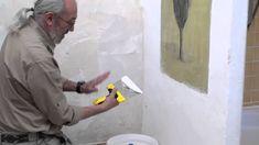 Préparation des murs, rebouchage, lissage - Tuto brico avec Robert comme... Italy House, Diy Crafts, House Styles, Painting, Design, Construction, Marquise, Clever, Garage