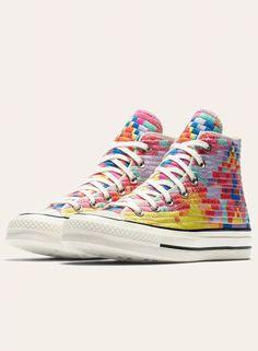 Converse Chuck Taylor All Star Mara Hoffman Radial High Top Women s Shoe 8f9afa8de0