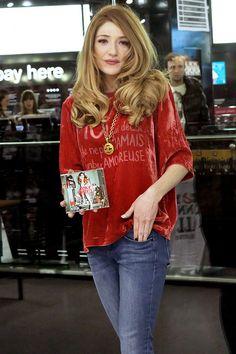 🎤 Nicola Roberts Nicola Roberts, Girls Aloud, Stamford, Redheads, Christmas Sweaters, Pin Up, Actresses, Celebrities, Blouse