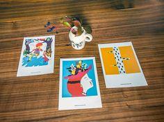 Zestaw pocztówek - Ptakty i Skrytki