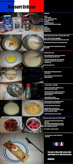 #crepe #recipe, #french #sglrpick