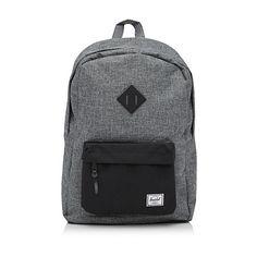 Herschel Urban print backpack ($49) ❤ liked on Polyvore featuring bags, backpacks, handle bag, rucksack bags, backpack bags, print backpacks and laptop bags