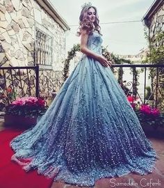 Omg.. so beautiful #princessgown