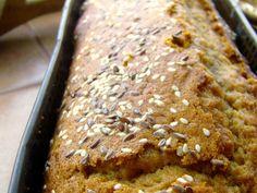 Pan de miel y semillas de sesamo