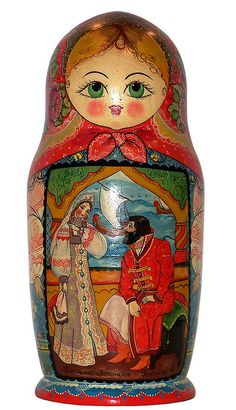 Matryoshka by golli43, via Flickr