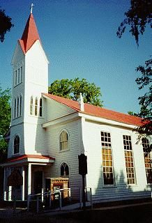 1811 tabernacle baptist church, graveyard of robert smalls/ and the Church from the Movie Forrest Gump!