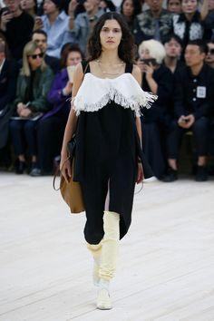 Céline | Ready-to-Wear Spring 2017 | Look 3