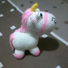 Patrón Unicornio (Gru, mi villano favorito)