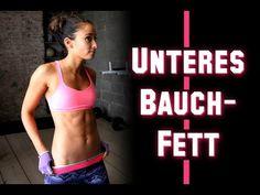 Bauchfett verbrennen - Sixpack Workout - HIIT - Übungen für einen flachen Bauch - Bikini Guide - YouTube